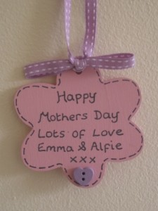 Personalised Teddy Bear Message