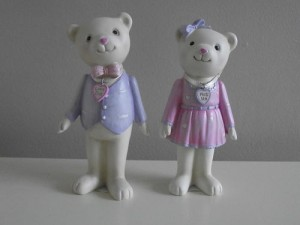 Teddy Bear Ornaments