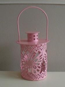 Tealight Hanging Garden Lantern