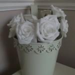Vintage Style Plant Pot