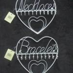jewellery hooks hanger