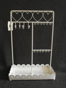 Shabby Chic Jewellery Rack